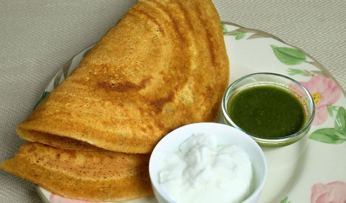 Recipe: Now Make 'Crispy Dosa ' using Flour at Home