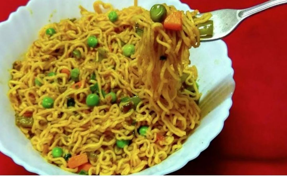 Recipe: This weekends serve your kids Maggie Noodles