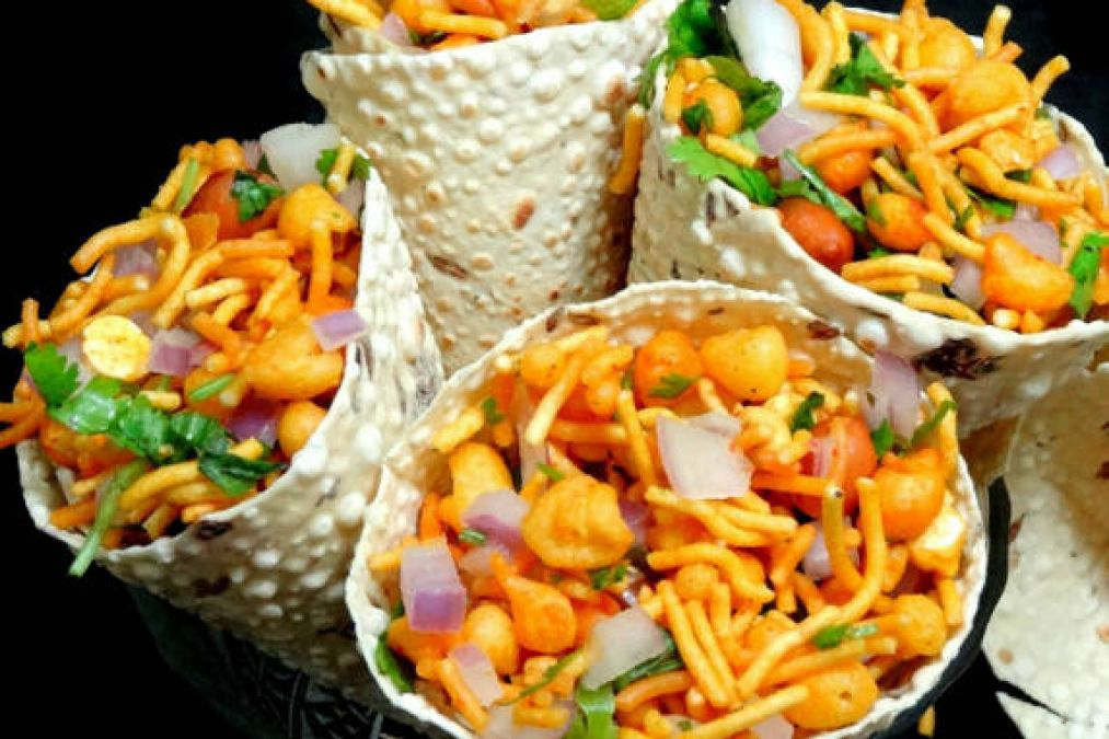 Recipe: 'Papad Cone' Will Make Your Snacks Tasty, Learn What's the Recipe