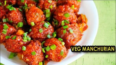 Recipe: Make Vegetable Manchurian at home