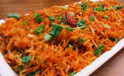 Recipe: Make Tasty 'Schezwan Rice' at home in this monsoon
