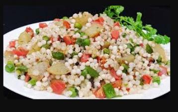 Recipe: Make 'Sabudana Pulav' during Navratri while observing fast