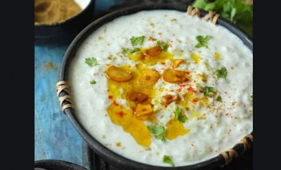 Know how to make Brinjal Raita at home