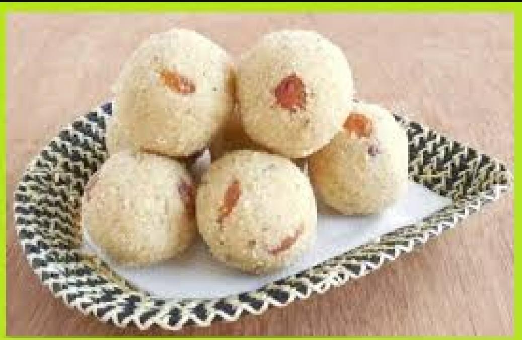 Recipe: Make Rawa laddoos at home during festive