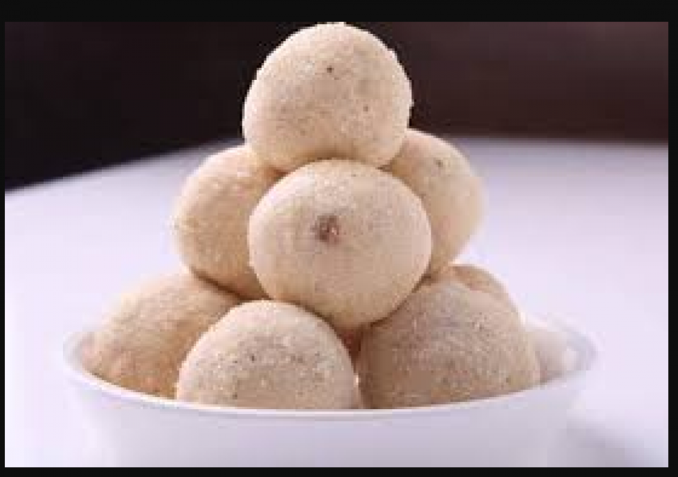 Make delicious Kasar Laddu with this easy