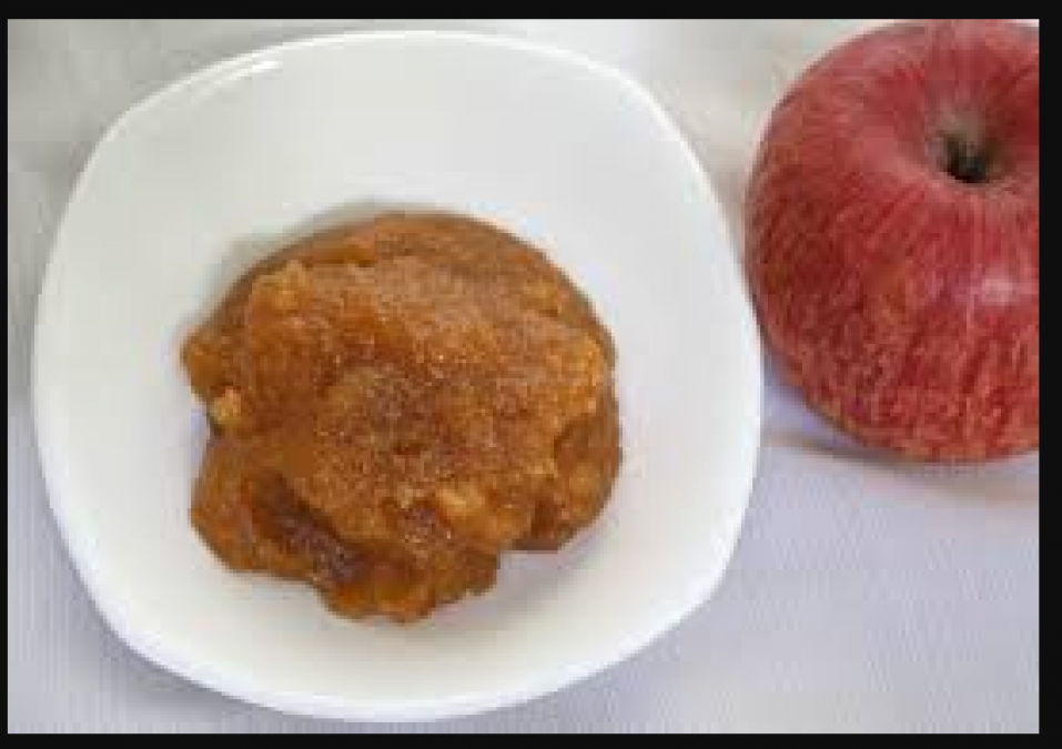 Know the recipe of Apple