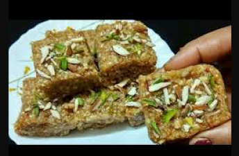 Enjoy health with tasty melon seed Barfi