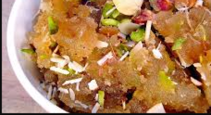 Easy recipe to make tasty 'Potato and rose Halwa'