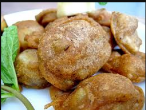 Tea time snack: Raw banana fritters will enhance the taste of breakfast, know recipe here