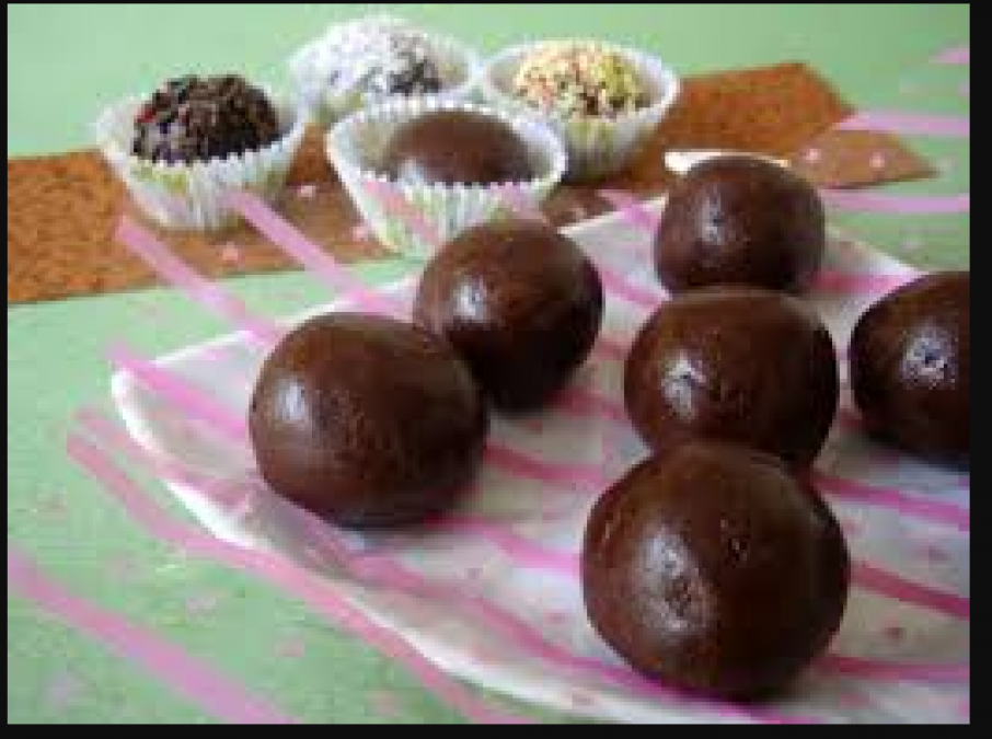 Biscuit Laddoo is delicious and easy to make, know the