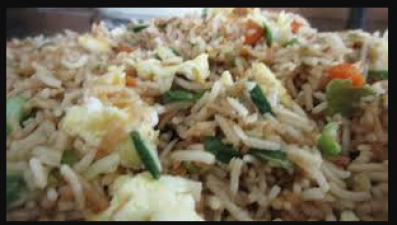 Know the recipe of Egg fried rice