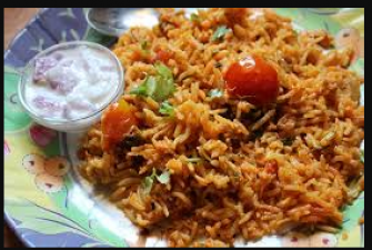 Make Tasty Homemade Tomato Rice with this recipe