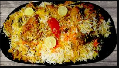 Enjoy the tasty recipe of Sindhi Chicken Biryani
