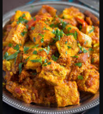 Recipe of Chicken Tikka Masala, serve it hot and garnish with coriander