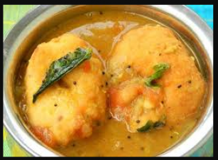 Easy recipe to make delicious Sambar Vada Recipe