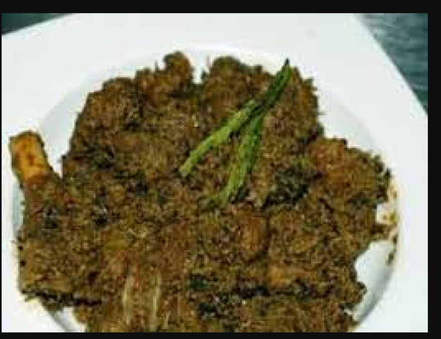 Know the recipe of Andhra special Mutton Masala, serve it with steamed