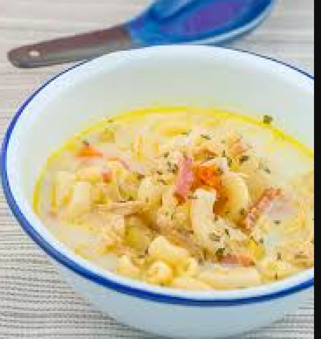 Soup Recipe: Know how to make Cheese Chicken