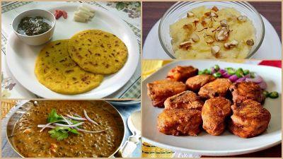 पंजाब के पकवानों की खुशबू से  महक उठेगी आपकी रसोई