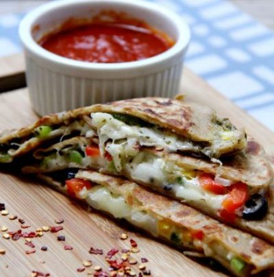 Recipe: Make special healthy, tasty pizza paratha for kids at home