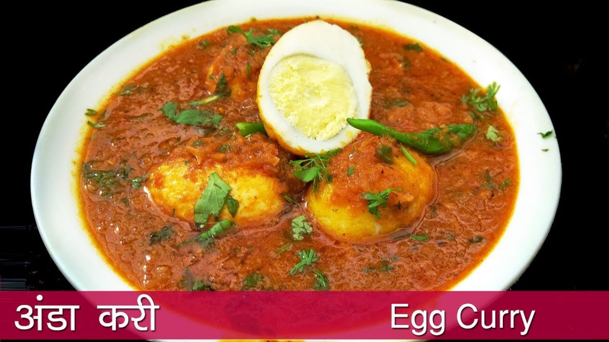 Recipe: Dhaba Style Egg Curry can be made at home