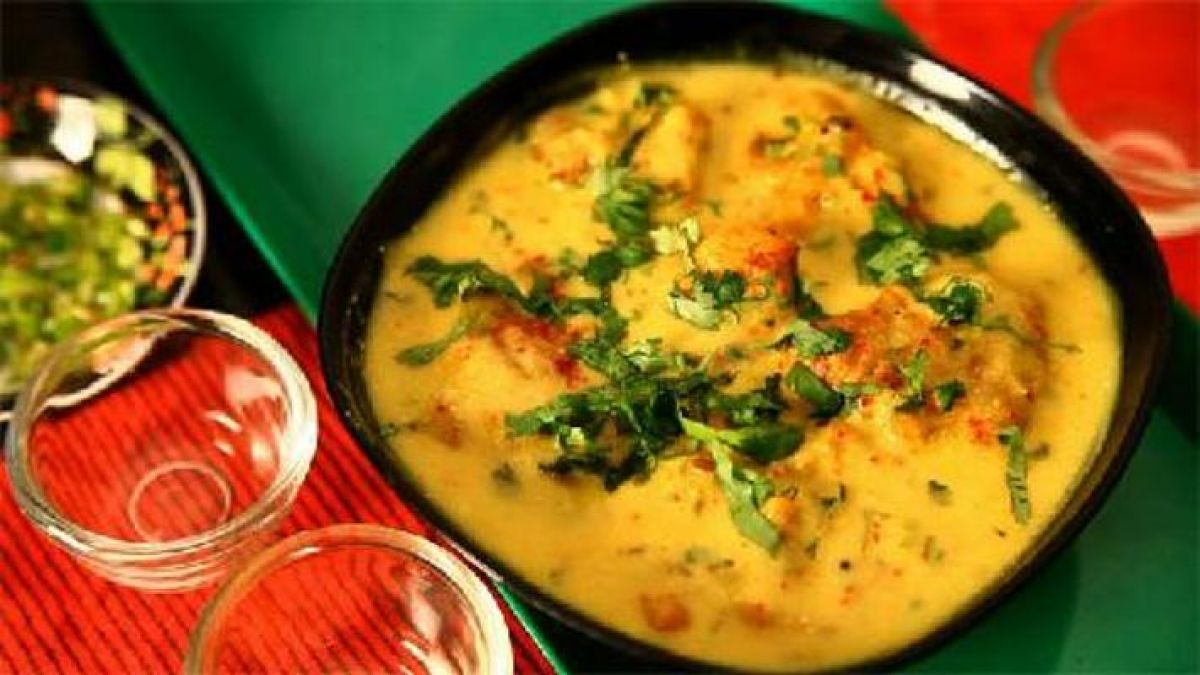 Make delicious Arabic Kadhi at home with this amazing recipe