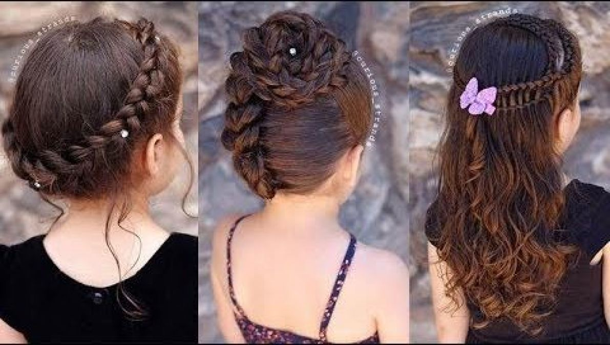 Baby Girl Hairstyles to Look Like a Princess