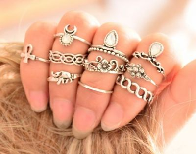 These latest trendy rings can make your hands look beautiful