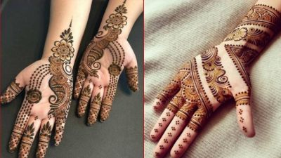 Try these mehndi designs on the occasion of Raksha Bandhan