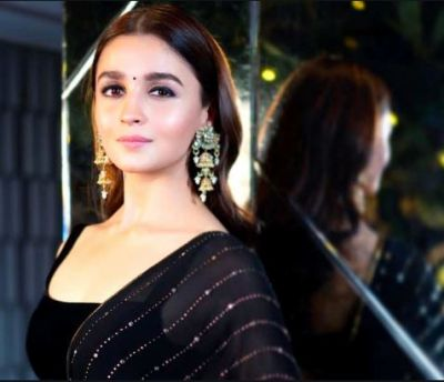 Try Latest Earrings like Alia Bhatt!