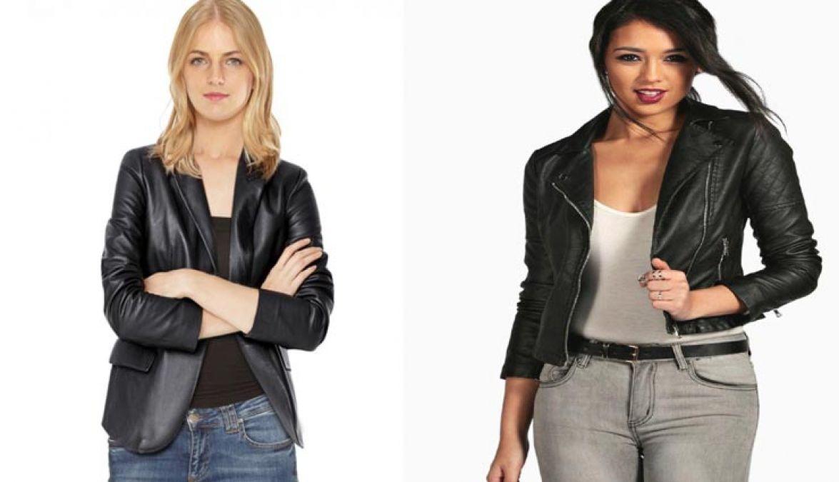 फैशन के लिए किसी भी मौसम में कैरी कर सकती हैं जैकेट्स, जानें कैसा हो पैटर्न