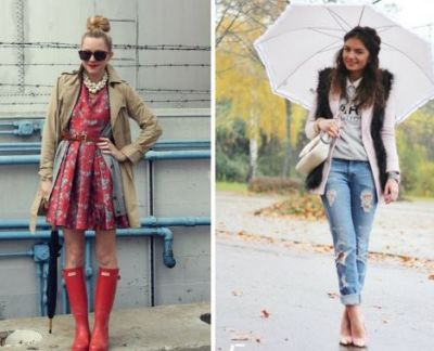 Outfits of these colors will give you a stylish look in this monsoon!