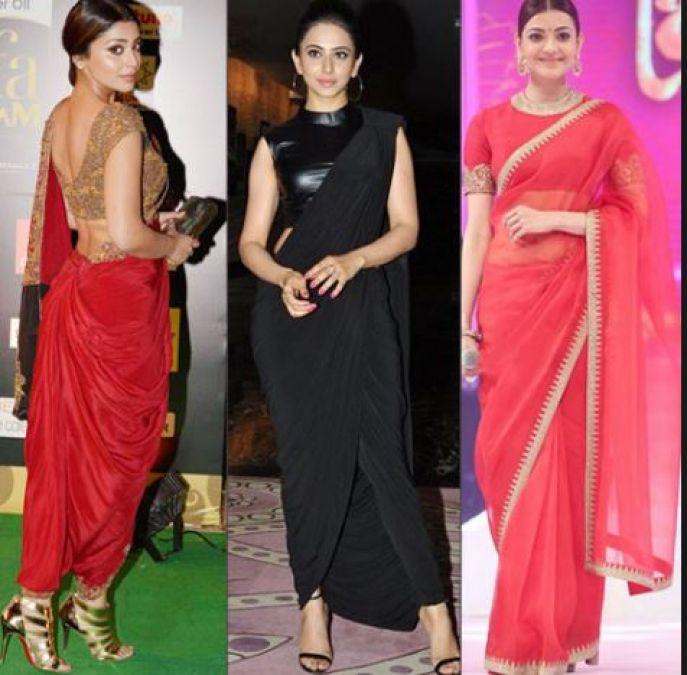 #Sareetrend : साड़ी में खूबसूरत लगी बॉलीवुड अभिनेत्रियां