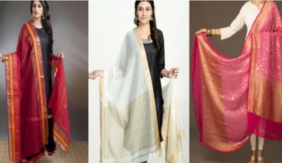 Reuse old sarees again in a new style, here's find out the way
