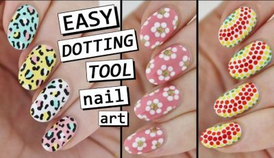 These things can also used for nail art dotting