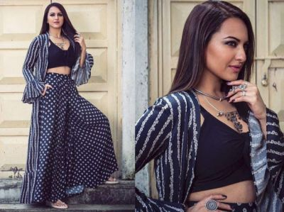 On this Raksha Bandhan, you can Carry Sonakshi's Shafakhana Trendy look