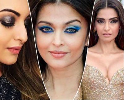 Amazing Eye Makeup to look like Bollywood divas