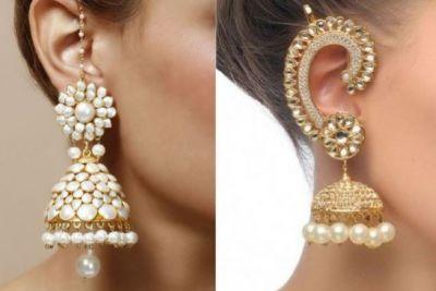 परफेक्ट लुक के लिए अपनाएं लेटेस्ट Earrings