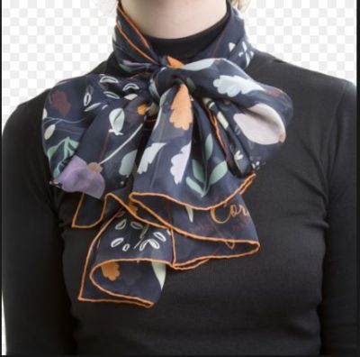 Carry Scarves for Stylish Look in Summer