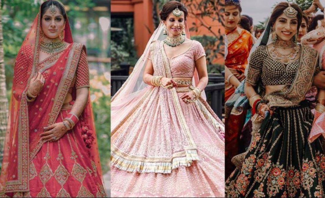 5 Things To Keep in mind while buying Wedding Lahanga