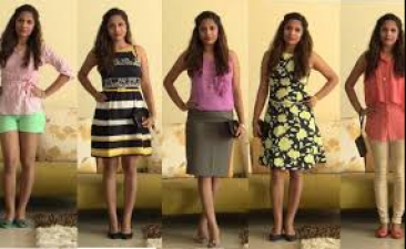 Follow these fashion tips to look slim in dress