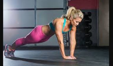 If you want to keep your body sexy and toned then do push-ups