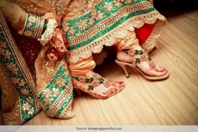 Take care of these important things before buying footwear for marriage