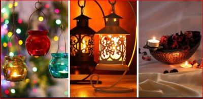 Decorate your house in this way on Diwali, give it a new look