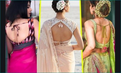 Navratri 2020: Try these blouse designs this festive season