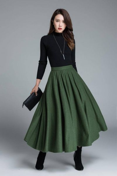 Women Dresses: These stylish skirts will give you a cool look everywhere