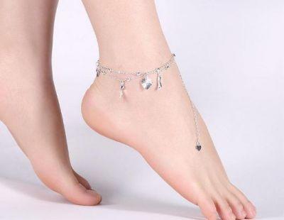 पैरों की खूबसूरती बढ़ाते हैं ये खूबसूरत एंक्लेट