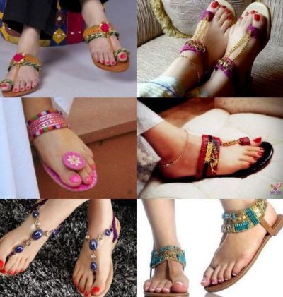 These footwears will suit on Indian outfits