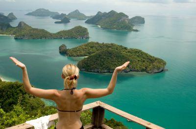 सामुई द्वीप पर अपने पार्टनर के साथ लें रोमांटिक सफर का मजा