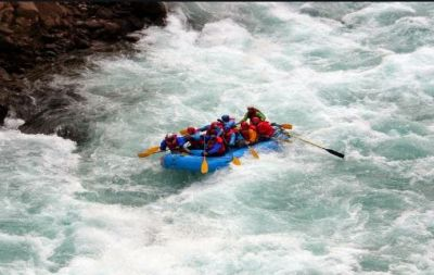 If you want to enjoy river rafting, then go to Himachal