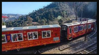 Wow! Must visit this glass roof train, enjoy beauty of nature